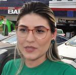 Rayla Souza, ressaltou que o objetivo da campanha é chamar atenção para o câncer de cabeça e pescoço, com recorrência sete vezes maior em homens