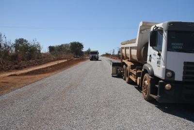 O trecho vai receber serviços constantes de manutenção por dois anos através do Crema, quando a obra estiver concluída.
