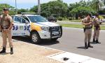 Ostensividade da PM garante segurança nas ruas