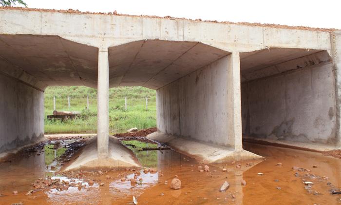 Os diversos tipos de projetos de drenagem serão abordados durante a programação