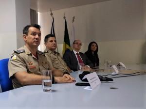 Coronel Reginaldo Leandro, do Corpo de Bombeiros Militar, destaca ações conjuntas na obtenção dos resultados