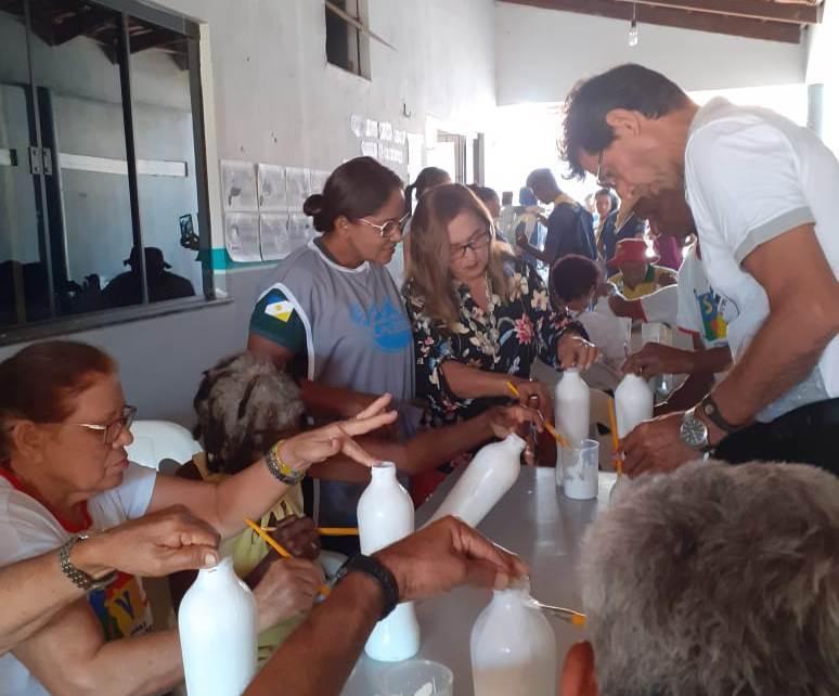 FOTO 01_Idosos do Cras de Luzimangues recebem Oficina de Práticas Ecológicas_Crédito Naturatins - Divulgação.jpeg