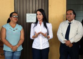 9152f2aaa1 Primeira-dama do Estado reforça rede de parcerias da Casa de Apoio