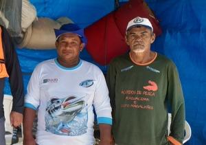 Foto 02 Pescadores da Associação dos Pescadores de Araguacema na base de fiscalização do trecho do Rio Caiapó_Crédito Divulgação - Naturatins_300.jpg