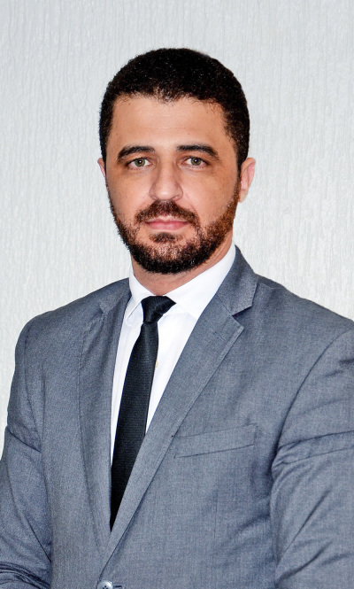 Heber Luis Fidelis Fernandes - Secretário de Estado da Cidadania e Justiça