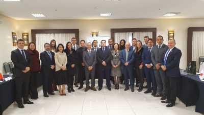 Reunião Conpeg Gramado/RS