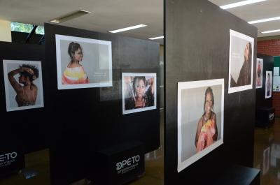 Exposição está aberta no hall da Controladoria - Antônio Gonçalves/Governo do Tocantins