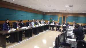 Assembleia Geral da Fenaju que aconteceu nesta quarta-feira, 7