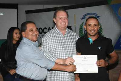 Solenidade contou com a presença do governador Carlesse e secretário Messias Araújo_400.jpg