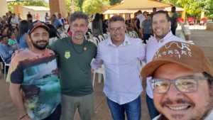Em São Félix-TO, Naturatins participa de audiência do PPA
