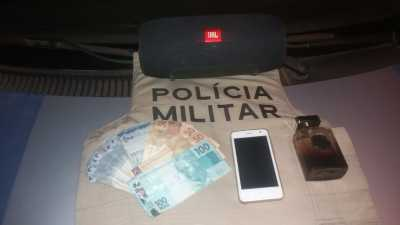 Objetos furtados em residência na cidade de Paraíso_400.jpg