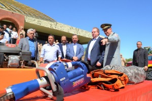 Veículos e equipamentos vão atender Palmas, Gurupi e o Parque Estadual do Jalapão