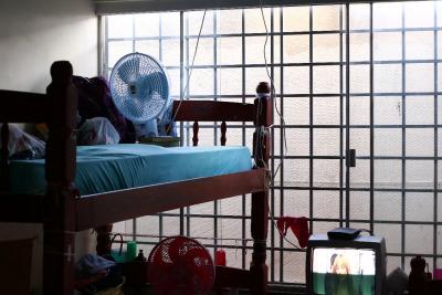 Os dados foram colhidos nas seis unidades femininas prisionais do Estado