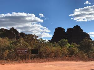 Pontos turísticos foram sinalizados pelo Governo do Estado