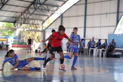 As disputas finais das modalidades coletivas dos Jets foram realizadas no último domingo, 11, em Palmas