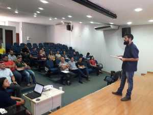 Secretário Geral do Naturatins, Felipe Pimpão, fala sobre a tramitação dos processos