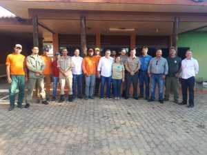 O PEJ irá apoiar os bombeiros no reconhecimento dos acessos de combate e captação de água