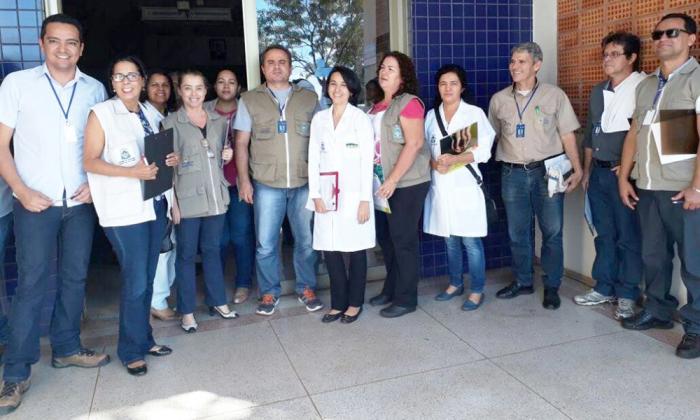 A atuação em Vigilância Sanitária demanda conhecimentos de diferentes disciplinas e corpo técnico multidisciplinar