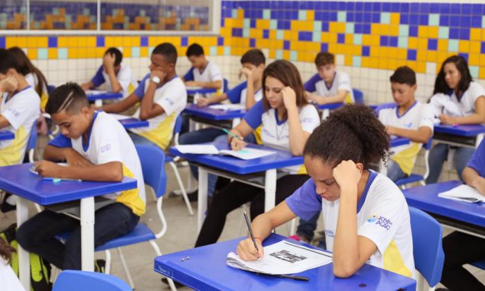 Entre os dias 14 e 22 de agosto, alunos das redes estadual e municipais participam das provas do Saeto