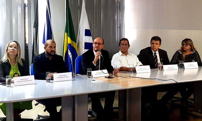 Nova estrutura prevê Delegacia Especializada em Atendimento à Mulher 24h, na Capital