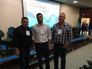Equipe da AEM participa do Seminário de Metrologia Legal 2019