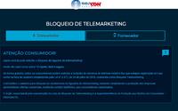Sistema de Bloqueio de ligações de telemarketing já está disponível