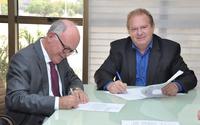 Termo de cooperação técnica foi assinado na manhã desta quarta-feira, 14
