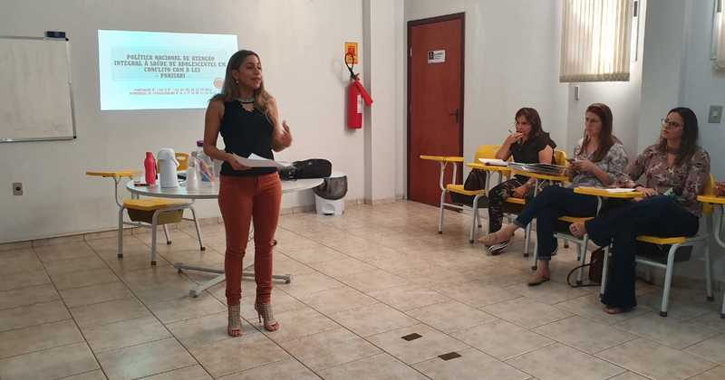 O GTI é coordenado pela Seciju através do Núcleo de Saúde do Sistema Socioeducativo do Tocantins e pela Secretaria Estadual de Saúde (Sesau) por meio da Área Técnica de Saúde da Criança e do Adolescente.