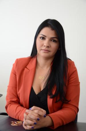 Nova Presidente da Jucetins Thais Coelho de Souza