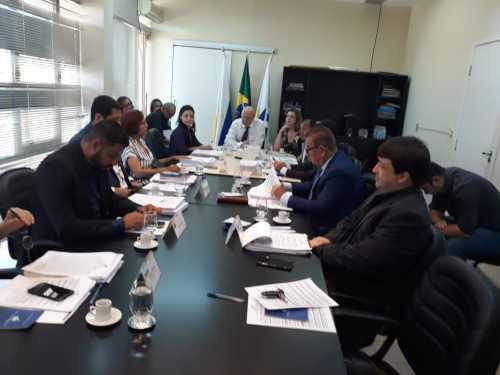 Presidente do CDE e conselheiros avaliam processos de concessões de benefícios fiscais