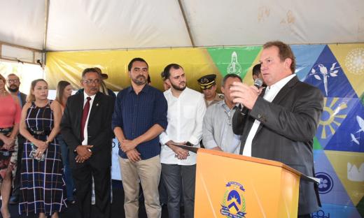 De acordo com o governador Mauro Carlesse, o reforço no armamento da Polícia Civil é resultado de um estudo da realidade na Segurança do Estado