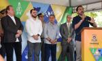 Durante seu pronunciamento, Wanderlei Barbosa disse que são as forças de segurança que dão tranquilidade ao desenvolvimento do Tocantins