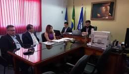 A audiência judicial, ocorreu na Comarca de Cristalândia, na última quinta-feira, 15