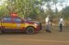 Bombeiros militares atuam nas buscas do trabalhador na região norte de Palmas