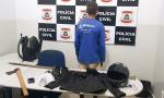 Homem suspeito de homicídio é preso pela Polícia Civil em Palmas