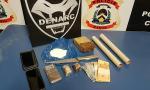 Suspeitos por tráfico de drogas são presos pela Polícia Civil em Palmas