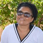 Gildete Silva, esposa de Adilson, é seu suporte emocional e segue ao lado dele durante todo o tratamento e na realização de seu sonho