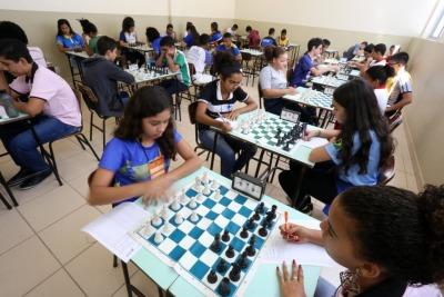 As competições da etapa final dos Jets reuniram mais de 1.200 alunos de escolas públicas e particulares
