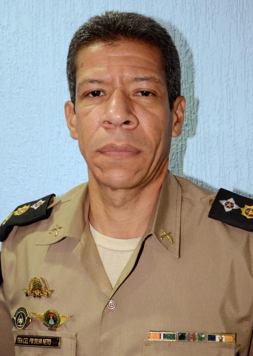 coronel Júlio Manoel da Silva Neto