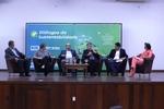 Evento contou com a participação de representantes de entidades ligadas ao saneamento