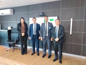 Juntas de São Paulo, Rio de Janeiro e Tocantins se reúnem com secretário especial do Ministério da Economia, Paulo Uebel
