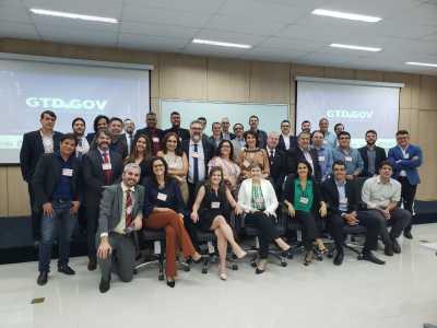 Evento realizado em Brasília une técnicos de 16 estados que  formam o Grupo de Transformação Digital dos Estados e DF