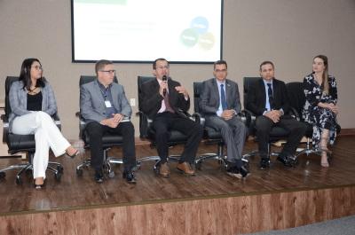 Evento efetivou a adesão do Governo do Estado à plataforma Fala.BR