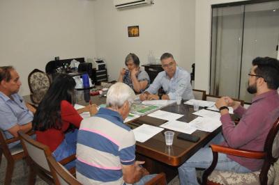 Reunião para debater ações do plano do grupo ABC no Tocantins