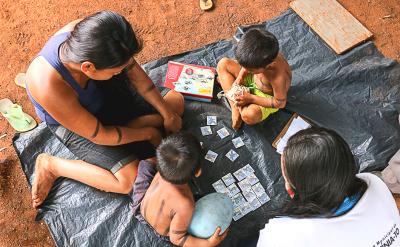 Foto 1 - O Criança Feliz é um dos seis projetos vencedores do prêmio da Cúpula Mundial  (Carlessandro Souza)_400.jpg
