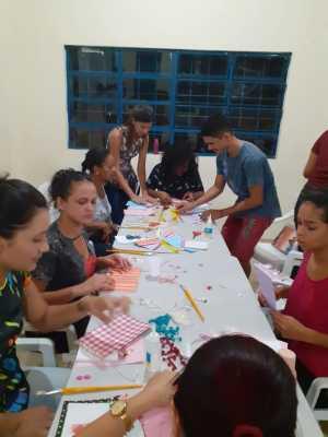 FOTO 01 - Educadores ambientais do Naturatins levam oficina ao projeto Quero Ser Aprendiz da Escola Criança Esperança de Palmas_Crédito Divulgação-Naturatins.jpeg