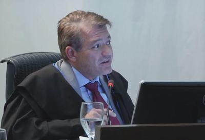 Conselheiro André Matos foi o relator do pedido apresentado pela PGE