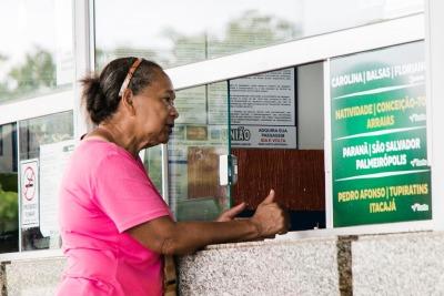 Caso não tenha a vaga, as companhias deverão conceder 50% de desconto no valor da passagem aos portadores do Cartão do Idoso