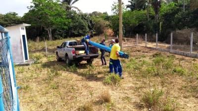 Equipes da ATS atuam para solucionar falhas no abastecimento de Aragominas