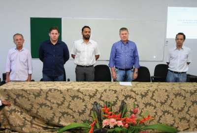 Audiência pública de apresentação da Compatibilização e Alternativa de Disponibilidades e Demandas Hídricas da Bacia do Rio Pium.